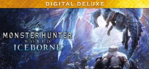 MONSTER HUNTER: WORLD: Iceborne Deluxe Edition фото
