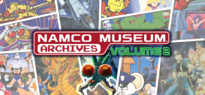 NAMCO MUSEUM ARCHIVES Volume 2 фото