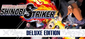 NARUTO TO BORUTO: SHINOBI STRIKER Deluxe Edition фото
