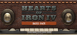 Hearts of Iron IV: Radio Pack фото