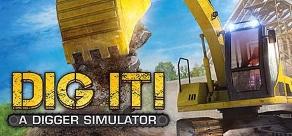 DIG IT! - A Digger Simulator фото