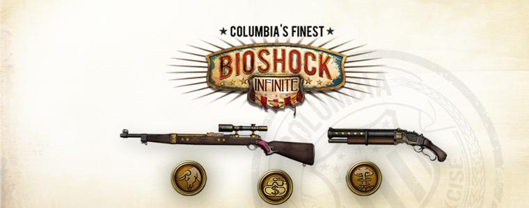 Bioshock Infinite: Набор «Columbia's Finest» фото