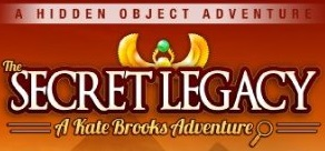 The Secret Legacy: A Kate Brook's Adventure фото