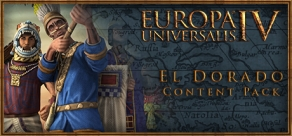 Europa Universalis IV: El Dorado Content Pack фото