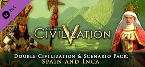Civilization and Scenario Double Pack: Spain and Inca фото