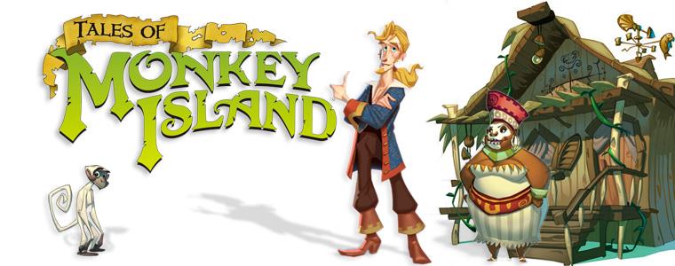 Tales of Monkey Island. Глава 2. Осада Рыбацкого рифа фото