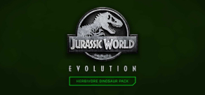 Jurassic World Evolution: Herbivore Dinosaur Pack фото