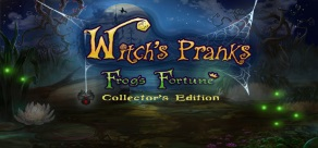 Witch's Pranks: Frog's Fortune фото