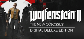 Wolfenstein II: The New Colossus Deluxe Edition фото