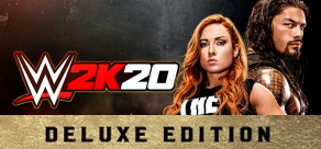 WWE 2K20 Deluxe Edition фото