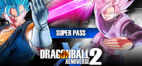 DRAGON BALL XENOVERSE 2 Super Pass фото
