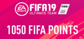 FIFA 19 ULTIMATE TEAM FIFA POINTS 1050 фото