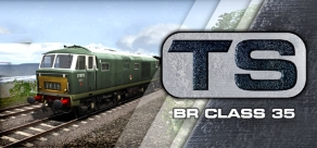 Train Simulator: BR Class 35 Loco Add-On фото