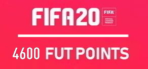 FIFA 20 ULTIMATE TEAM FIFA POINTS 4600 фото