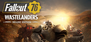 Fallout 76: Wastelanders (Steam). Fallout 76: Wastelanders - Deluxe Edition (Steam) фото
