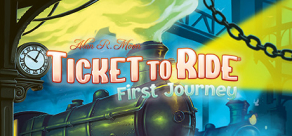 Ticket to Ride: First Journey фото