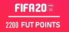 FIFA 20 ULTIMATE TEAM FIFA POINTS 2200 фото