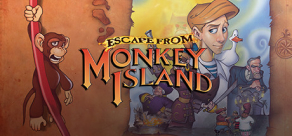 Escape from Monkey Island™ фото