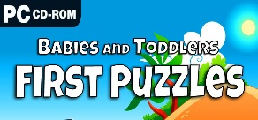 Babies and Toddlers- First Puzzles фото