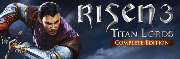 Risen 3: Titan Lords Complete Edition фото