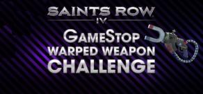 Saints Row IV Gamestop Warped Weapon Challenge DLC