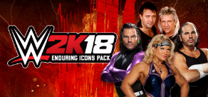 WWE 2K18 Enduring Icons Pack фото