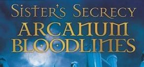 Sister's Secrecy: Arcanum Bloodlines фото