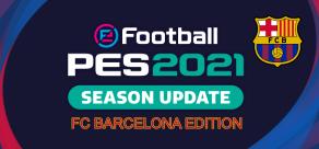 EFootball PES 2021 SEASON UPDATE: FC Barcelona Edition (Pre-Order) фото
