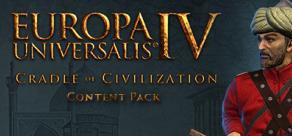 Europa Universalis IV: Cradle of Civilization - Content Pack фото