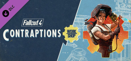Fallout 4 - Contraptions Workshop DLC фото