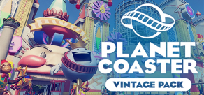 Planet Coaster - Vintage Pack фото