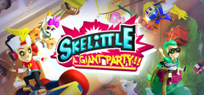 Skelittle: A Giant Party! фото