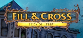 Fill and Cross. Trick or Threat! фото