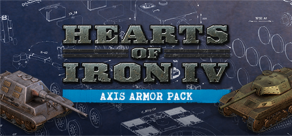 Hearts of Iron IV: Axis Armor Pack фото