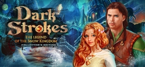 Dark Strokes: The Legend of the Snow Kingdom Collector's Edition фото