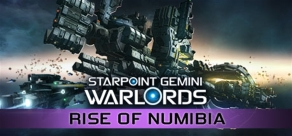 Starpoint Gemini Warlords. Starpoint Gemini Warlords Rise of Numibia