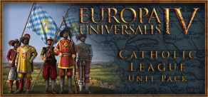 Europa Universalis IV: Catholic League Unit Pack фото