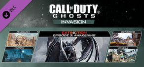 Call of Duty: Ghosts - Invasion. Дополнение