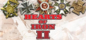 Hearts of Iron 2 Complete фото