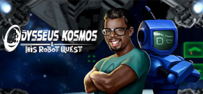 Odysseus Kosmos and his Robot Quest (Complete Season) фото