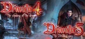 Dracula 4 + 5 фото