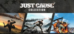 Just Cause Collection фото