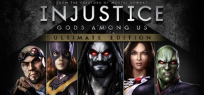 Injustice: Gods Among Us - Ultimate Edition фото