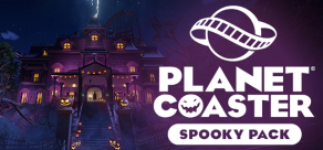 Planet Coaster - Spooky Pack фото