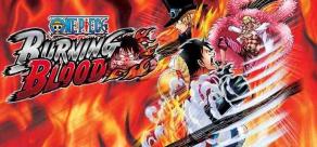One Piece Burning Blood фото