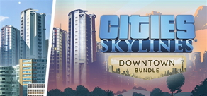 Cities: Skylines - Downtown Bundle фото