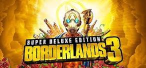 Borderlands 3 Super Deluxe Edition фото