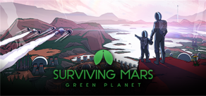 Surviving Mars: Green Planet фото