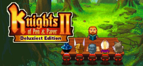 Knights of Pen and Paper 2 - Deluxiest Edition фото