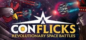 Conflicks: Revolutionary Space Battles фото